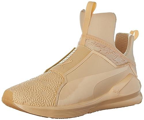 Zapato Fierce Krm Cross-Trainer para mujer, Dawn / Puma White, 8 M US