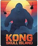 Kong: Skull Island [Steelbook] (exklusiv bei Amazon.de)[3D Blu-ray] [Limited Edition]