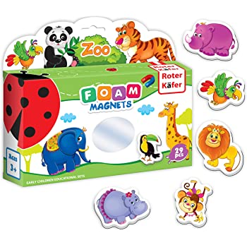 Amazon.com: Melissa & Doug Wooden Vehicle Magnets in a Box