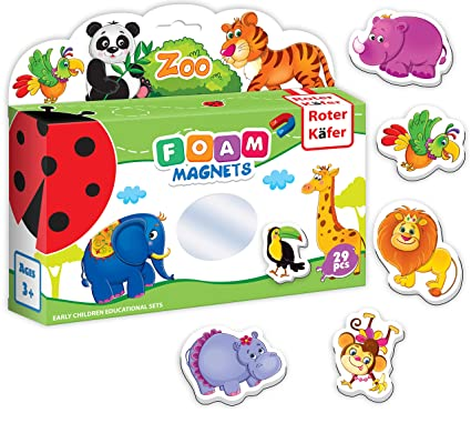 amazon com refrigerator magnets for toddlers kids baby magnets