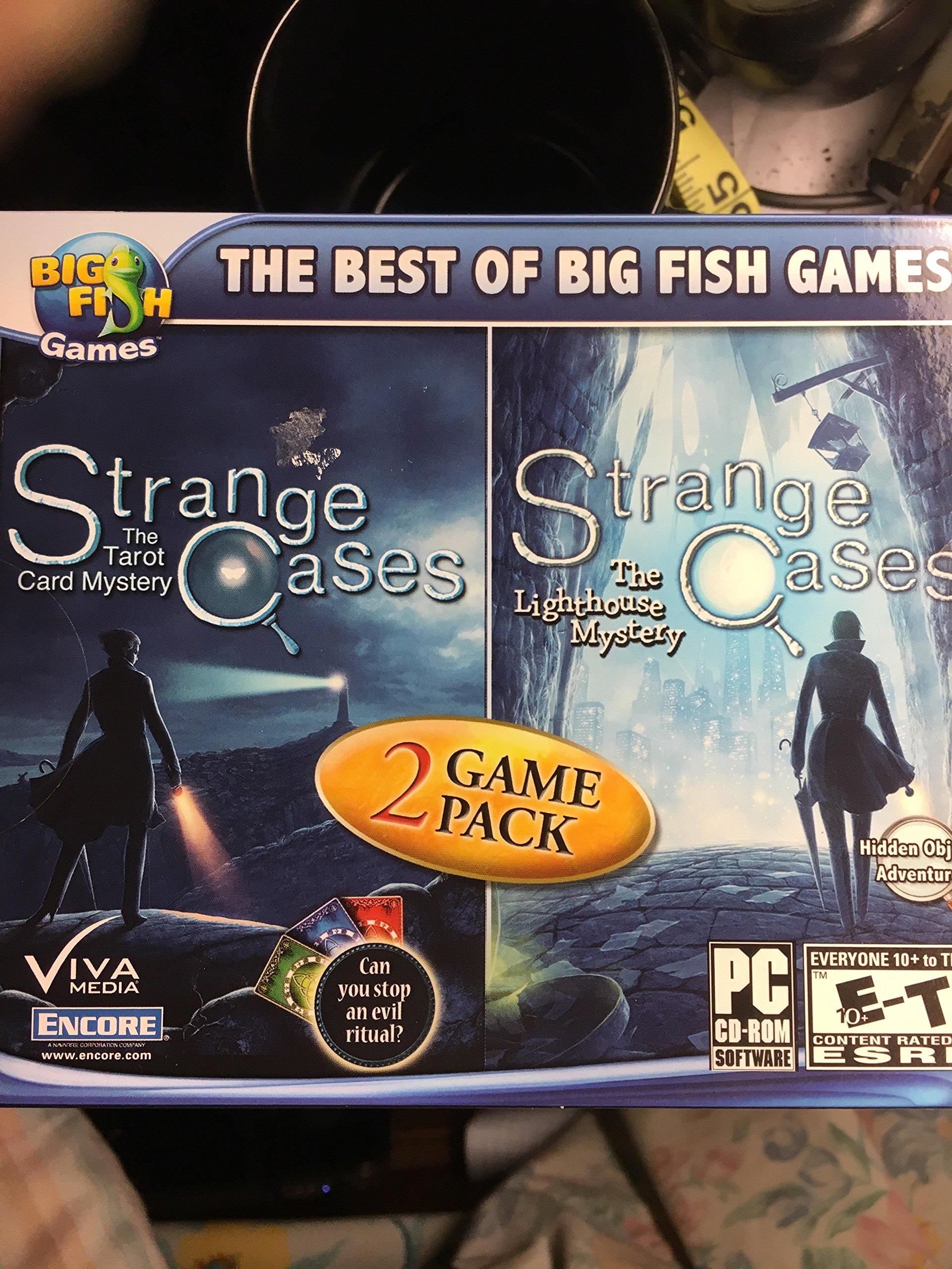 Amazon STRANGE CASES THE TAROT CARD MYSTERY STRANGE CASES THE