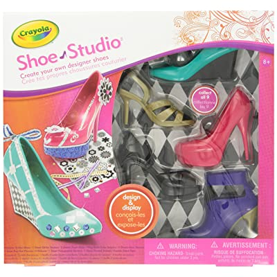 Crayola Shoe Studio: Toys & Games