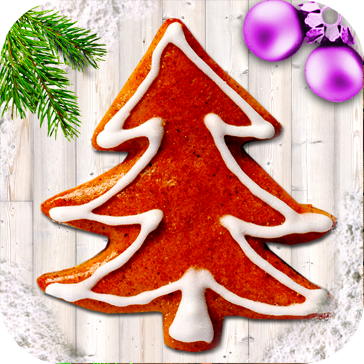Christmas Cookies and Holiday Cakes - Festive Recipes