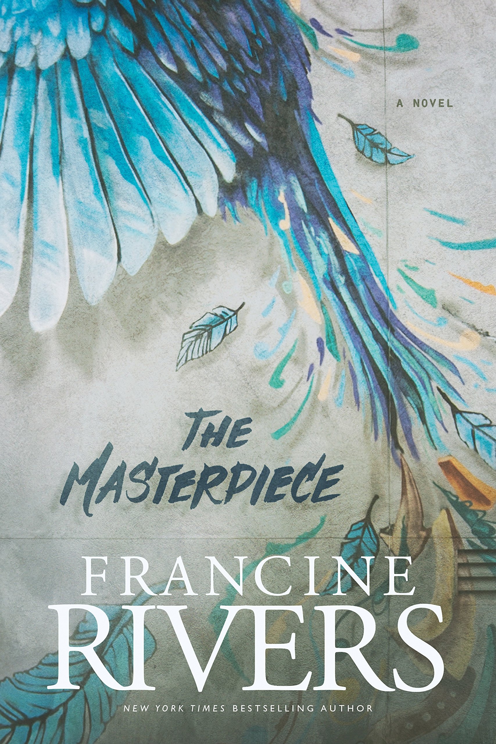 Image result for the masterpiece by francine rivers