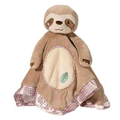 Douglas Baby Sloth Snuggler Plush Stuffed Animal: Toys & Games