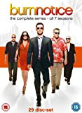 Burn Notice - The Complete Series [DVD] [2014]