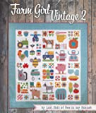 It's Sew Emma ISE931 Farm Girl Vintage 2 Bk, None