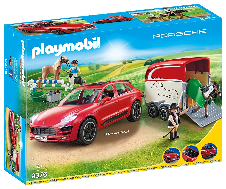 playmobil 9376 jouet porsche macan gts ebay. Black Bedroom Furniture Sets. Home Design Ideas