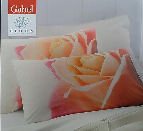 Lenzuola Matrimoniali Maxi Gabel.Gabel Completo Lenzuola Matrimoniali Maxi Bloom By Champagne 501