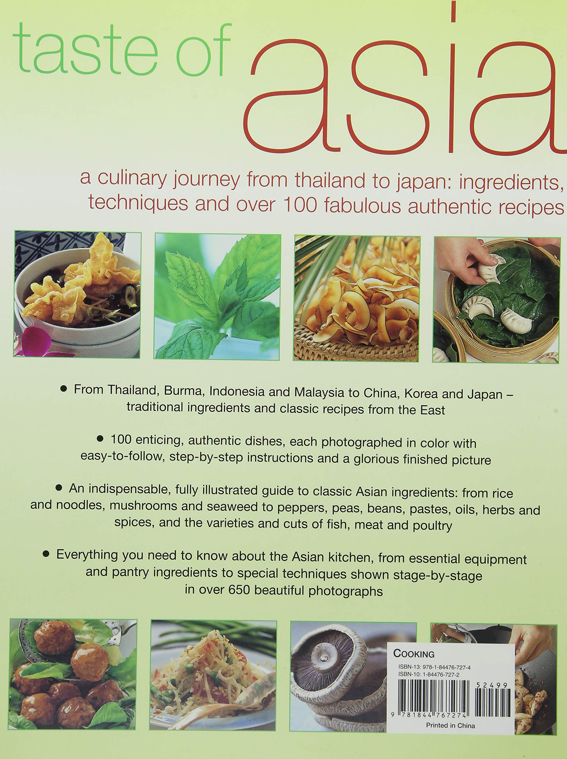 thai kitchen Asian essential cooking