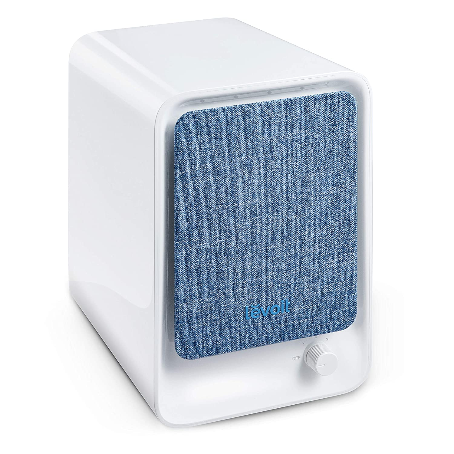 LEVOIT Air Purifiers for Home with True HEPA Filter, Compact Air Cleaner Purifier