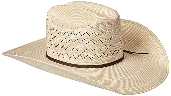 6dfd30026c634 ARIAT Men s 20x Cheveron Double S Cowboy Hat at Amazon Men s ...
