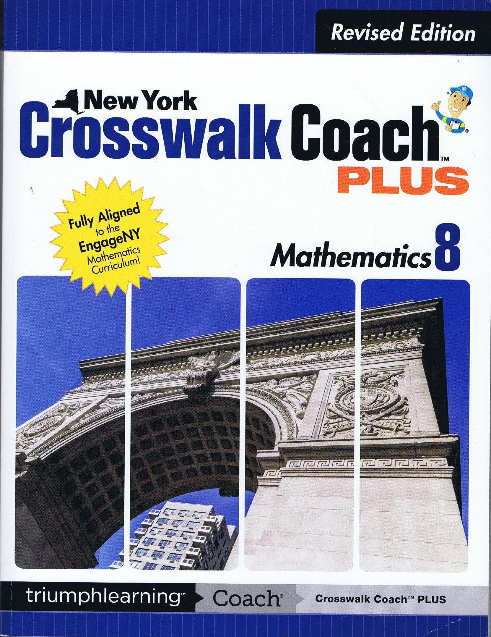 New York Crosswalk Coach PLUS Grade 8 Math with Answer Key ebook