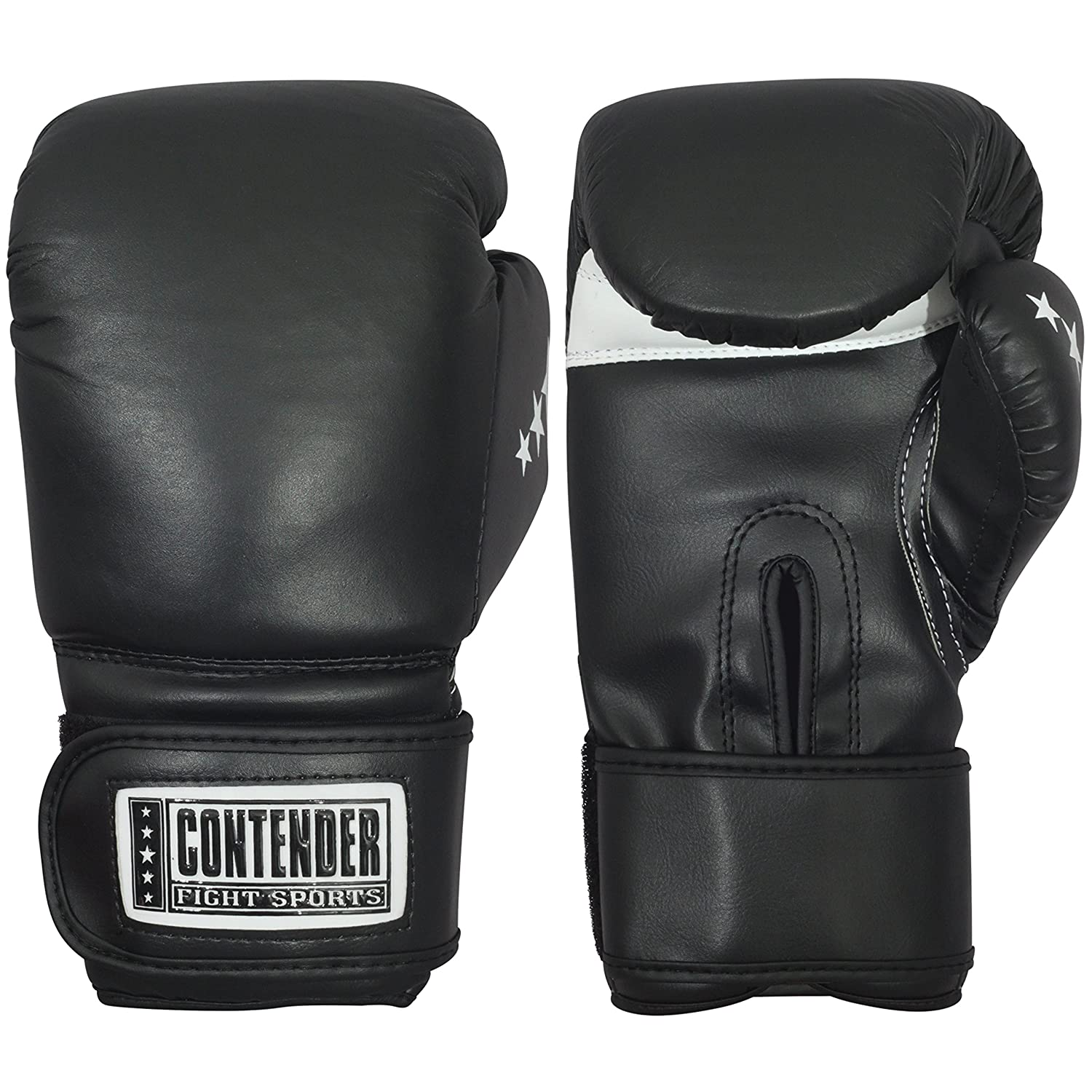 Contender Fight Sports Leather Boxing Bag Gloves CSBG -P