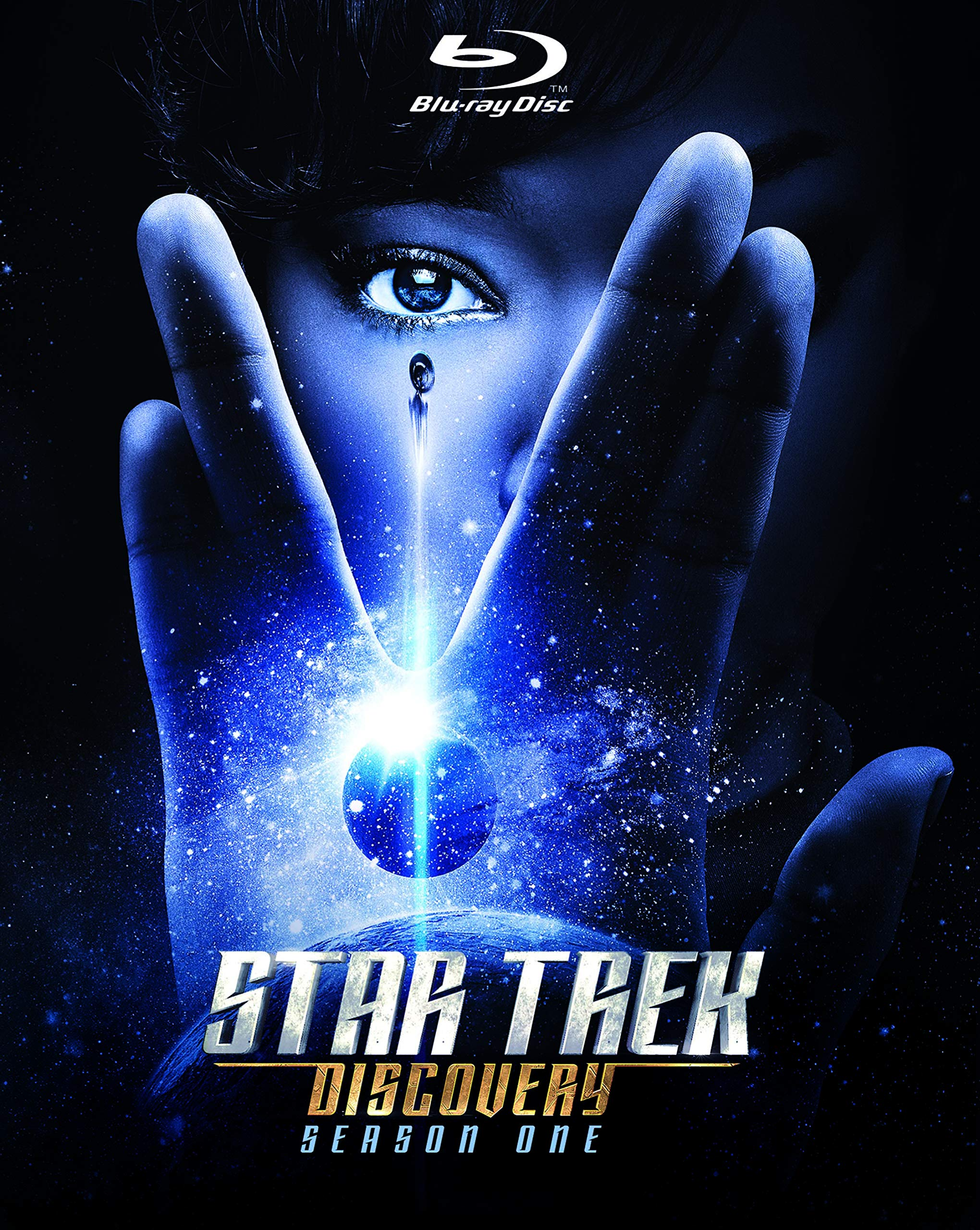 Blu-ray : Star Trek: Discovery: Season One (Boxed Set, Standard Edition, Collector's Edition, Widescreen)