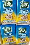 Tic Tac Mixers Pina Colada ( Coconut > Pineapple),1oz,12 Count