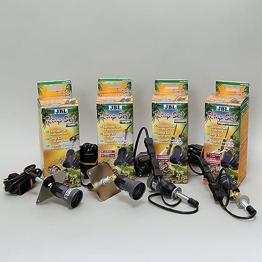 JBL Set de instalación Focos de terrario: Amazon.es: Productos para mascotas