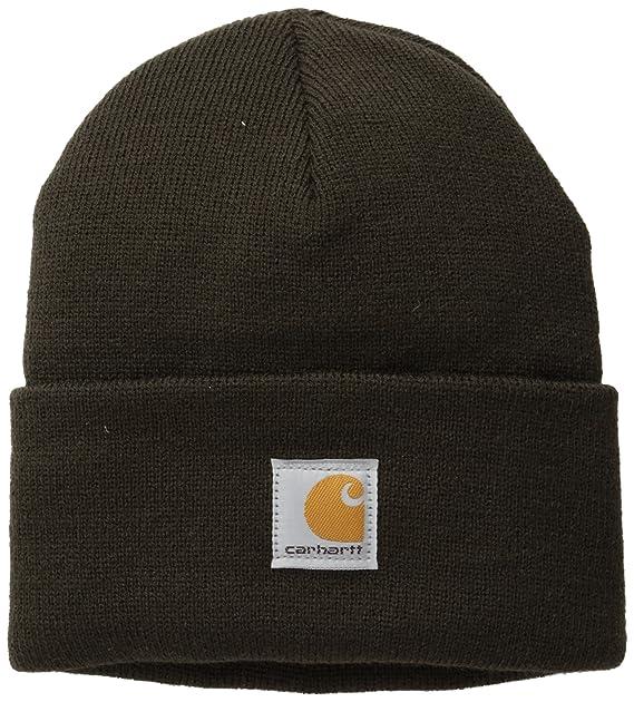 8848d1b105228 Amazon.com  Carhartt Kids Acrylic Watch Hat  Clothing