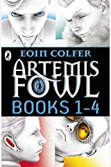 Artemis Fowl: Books 1-4 Kindle Edition