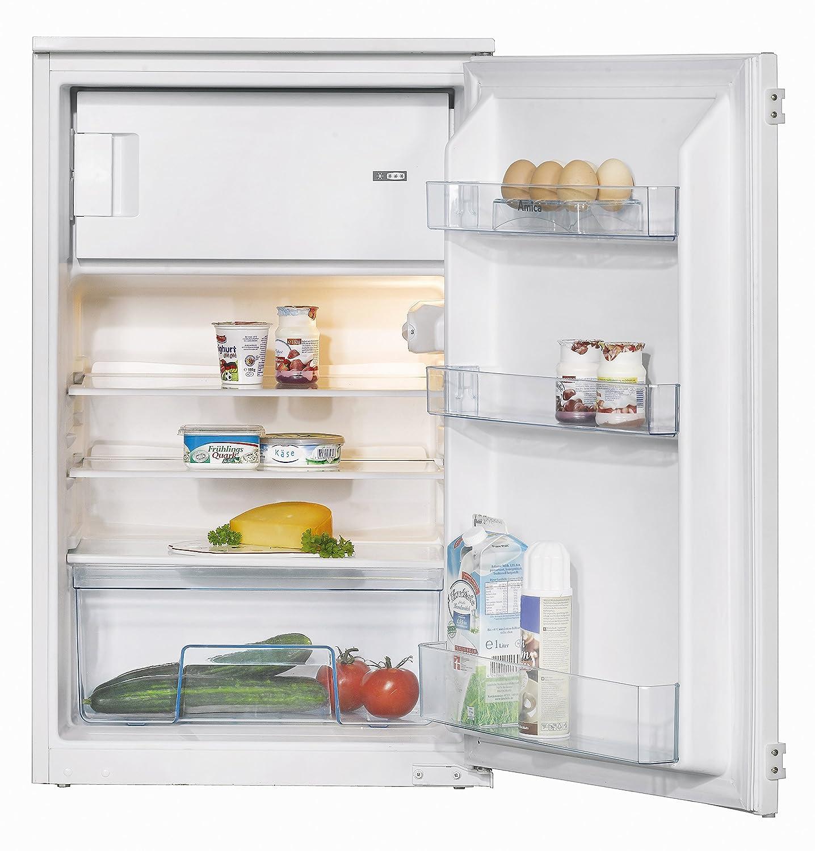 Amica Kühlschrank EKS16161 weiß/ A+: Amazon.de: Elektro-Großgeräte