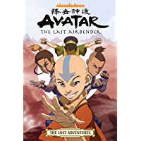 Avatar: The Last Airbender - The Lost Adventures (English Edition)