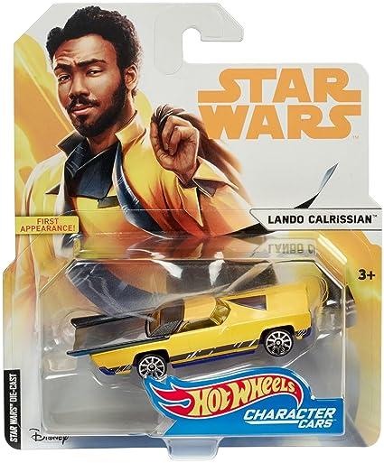Amazon Com Hot Wheels Lando Calrissian Vehicle Toys Games