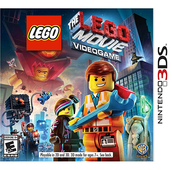Top 8 Lego 3Ds Games