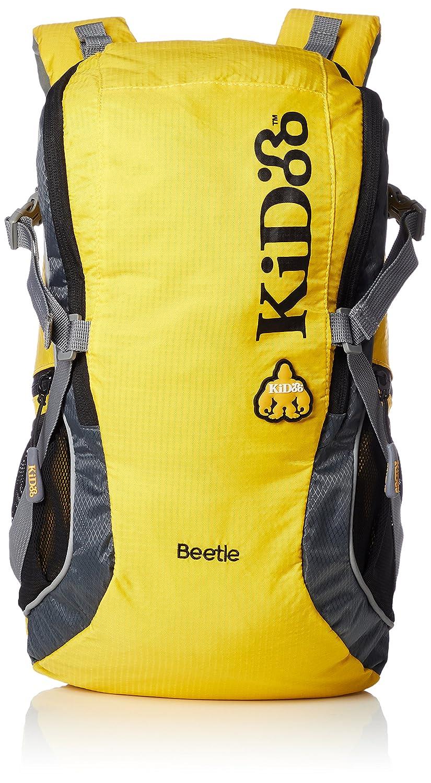 [キッド] Beetle Backpack(S) BE01203  イエロー B00A8OR01K