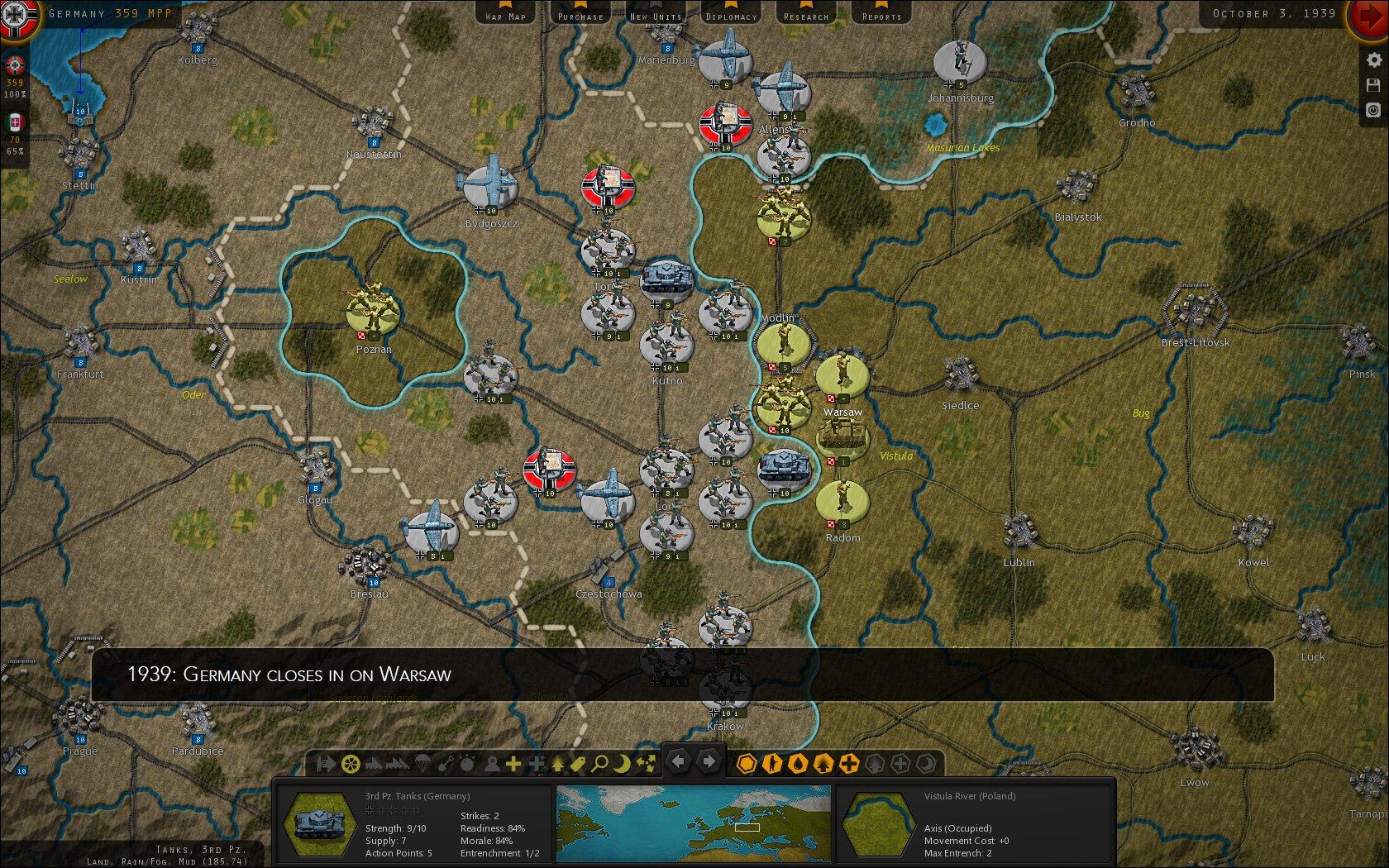 Amazon.com: Strategic Command WWII: War in Europe: Video Games