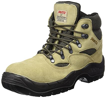 cbcd76284ca Panter M104417 - Bota de seguridad texas plus beig talla 39: Amazon ...