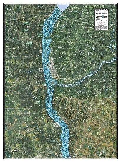 Amazon com: Mississippi River Pool 10-27 75