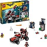 Lego Batman Movie Attacco con Il Cannone di Harley Quinn, 70921