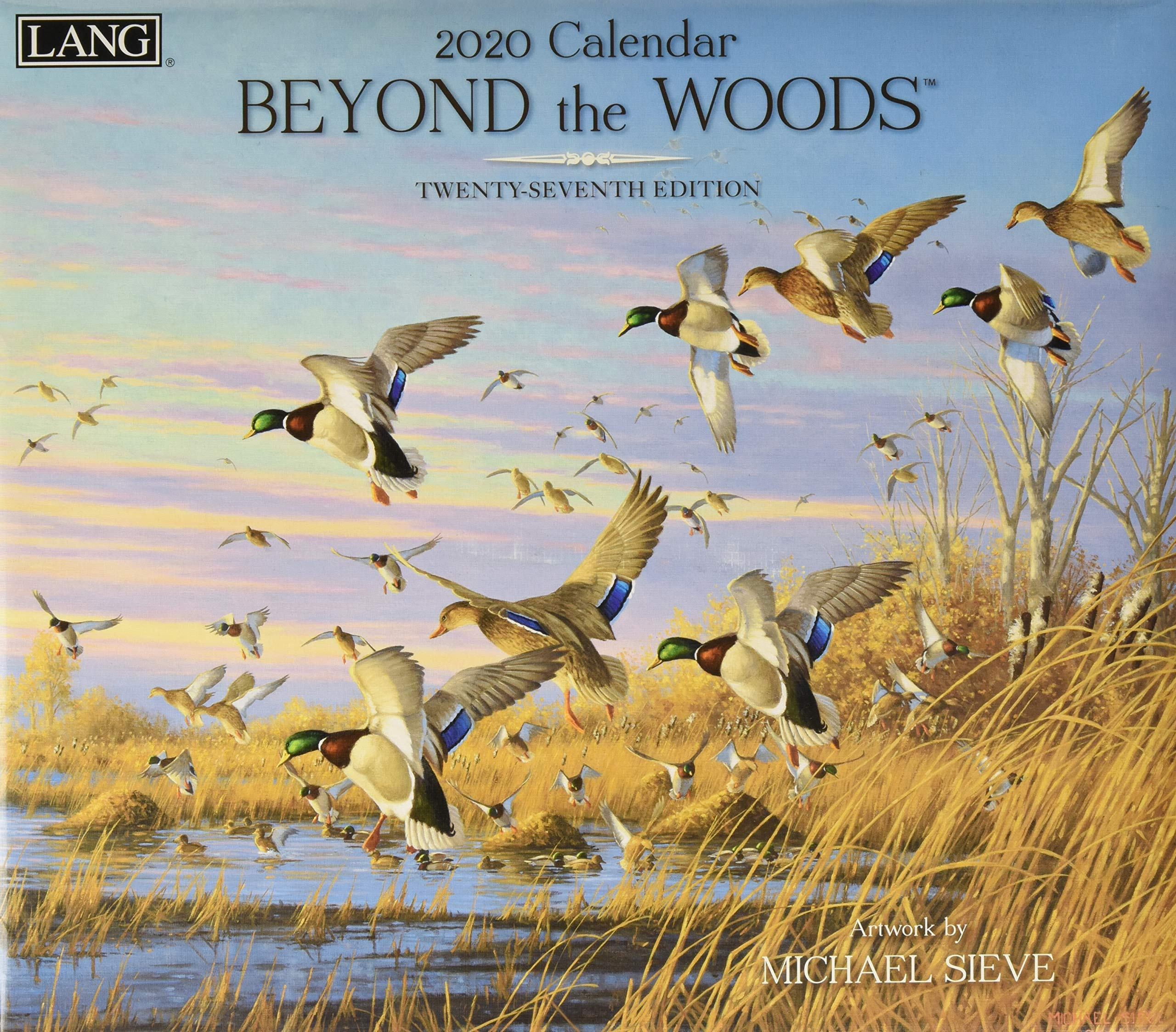 Beyond the Woods 2020 Calendar: Includes Free Download: Inc