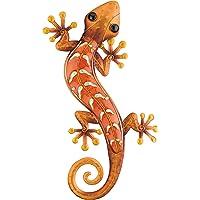 Regal Art & Gift Gecko Wall Decor, 24-Inch, Copper