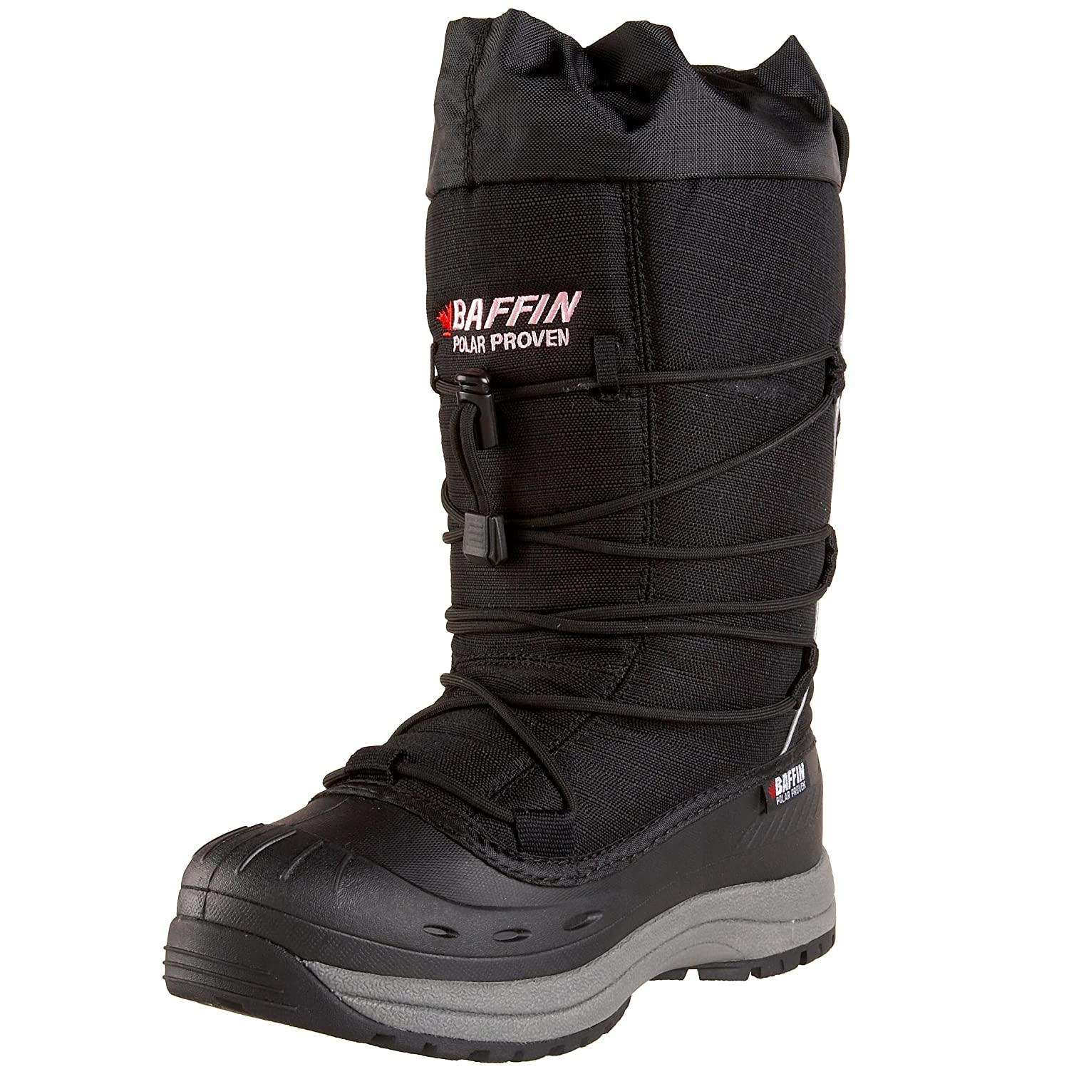 Baffin Women's Snogoose Winter Boot B002D48RRE 10 B(M) US|Black