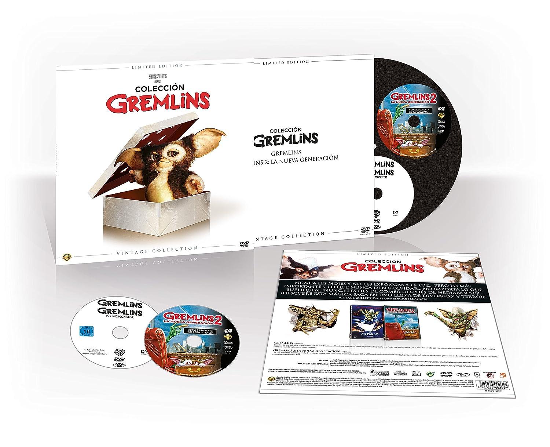GREMLINS COLECCIÓN VINTAGE Spain Import, see details for languages ...