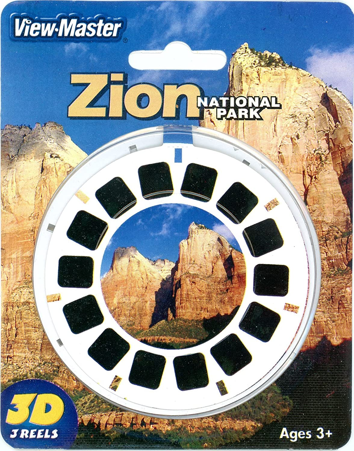 35064 Zion National Park View-Master//Finley-Holiday Film Corp View Master