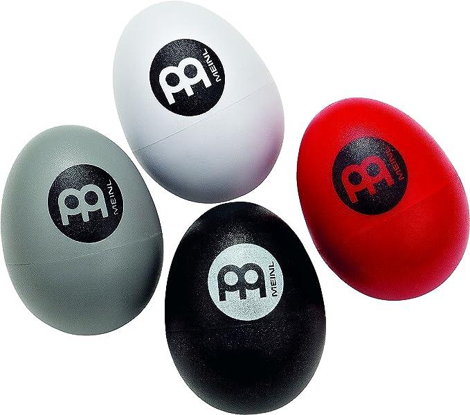 Meinl ESSET - Huevo de percusión, 4 piezas.