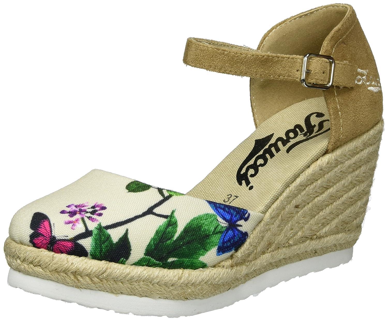 Fiorucci Fepr114, Espadrillas Basse Donna  Beige (Taupe)