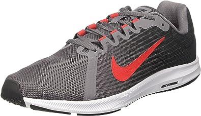 Nike Zapatillas De Running Downshifter 8, Deporte Unisex Adulto, Rojo (Rojo 908984 005), 43 EU: Amazon.es: Zapatos y complementos