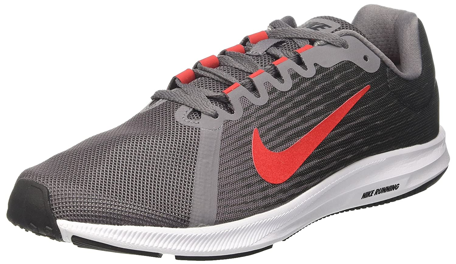 41efe3f1cf4 Men s Downshifter 8 Running Shoe - Anthracite Speed Red  Amazon.com.au   Sports