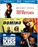 Point of No Return / Domino / The Long Kiss Goodnight (Triple Feature) [Blu-ray]