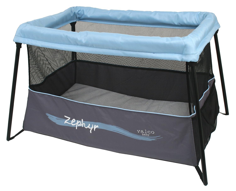 Valco Baby Zephyr Travel Crib, Mistral ZEP0496