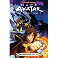 Avatar The Last Airbender-Smoke And Shadow Part Three