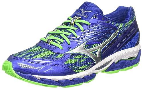 Zapatos azules Mizuno para hombre  color azul IfoC5S