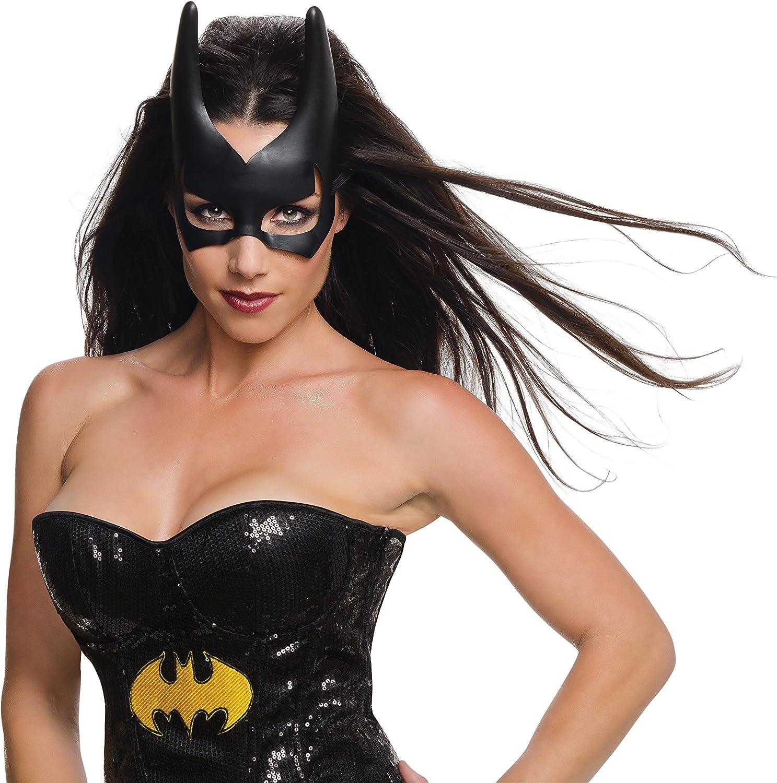 Kit licence accessoires batgirl masque et gants Rubies AC2167