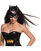 Rubie's Costume Co Women's Dc Superheroes Batgirl Mask
