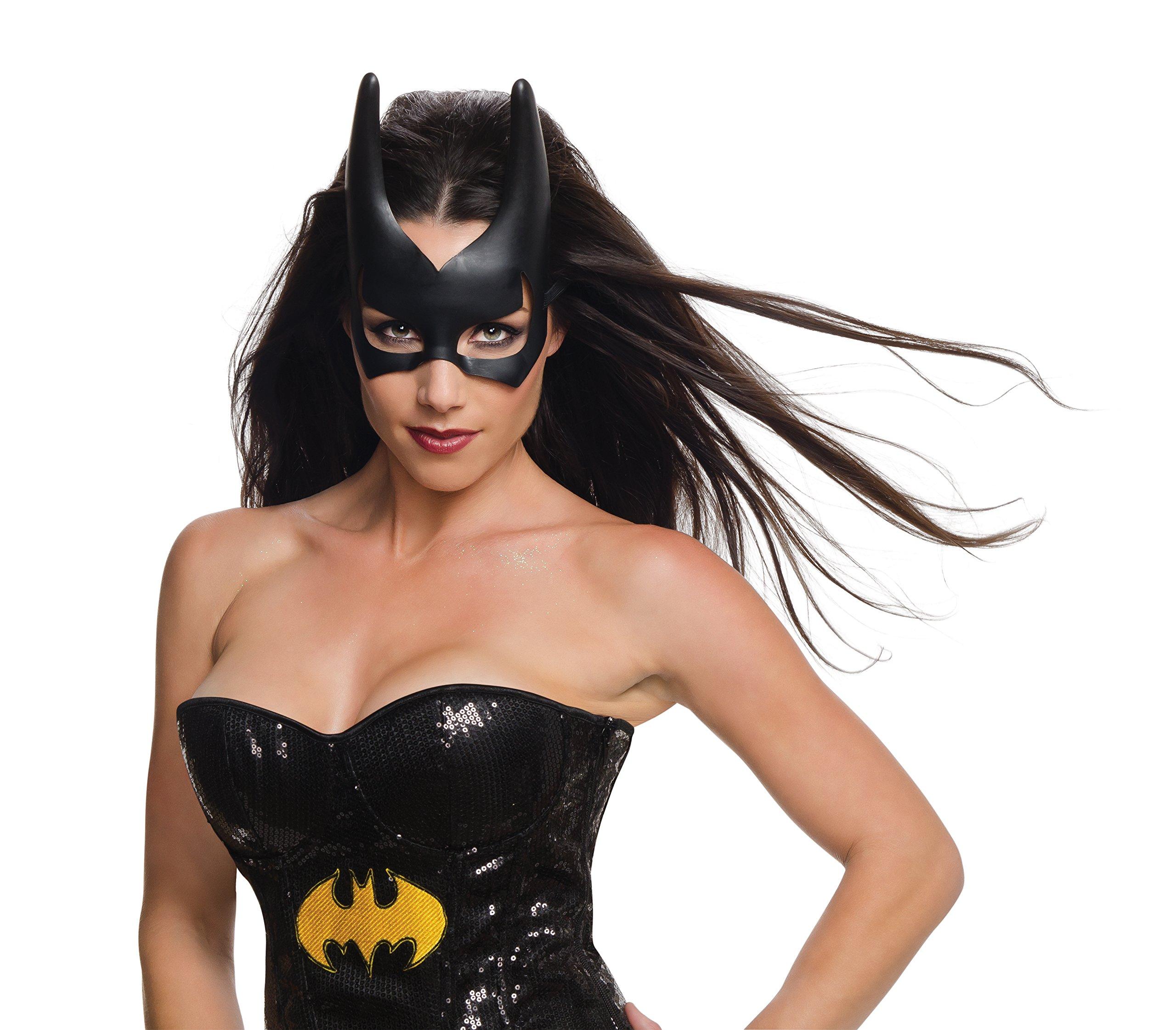 Adult Batgirl Mask product image