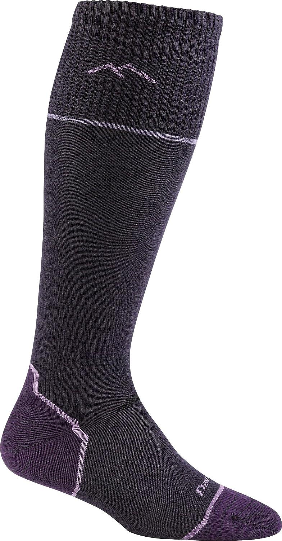 81bcbb497 Amazon.com  Darn Tough Vermont Women s Merino Wool Over The Calf Ultra  Light Socks  Clothing