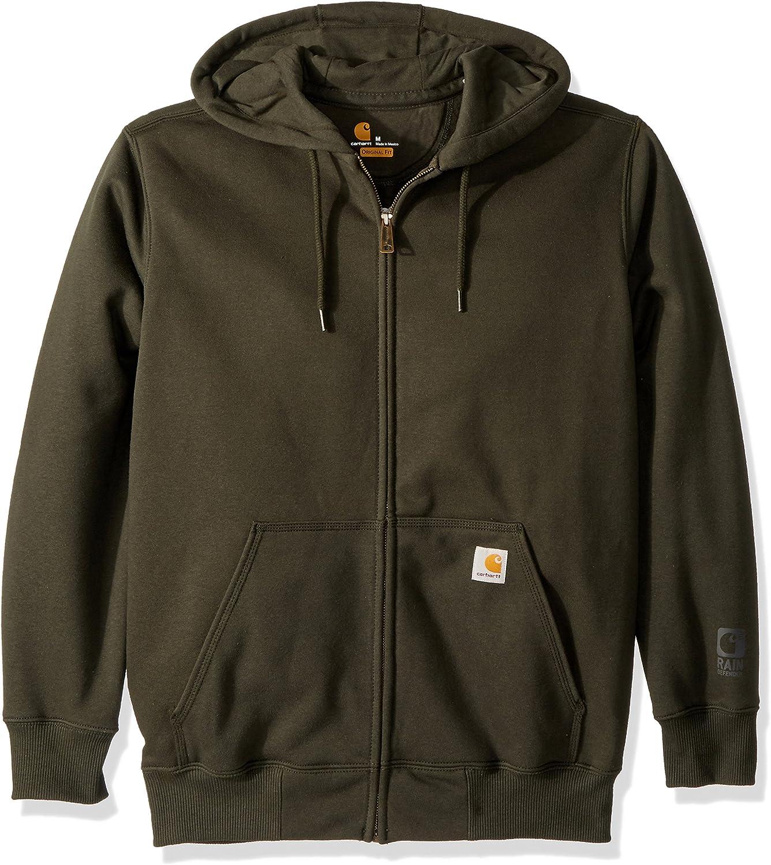 4 // 6 NEW Carhartt Zip Up Fleece Jacket Women Color Cream White SZ S